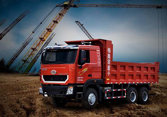 2014款格奥雷工程自卸车(6×4)
