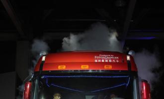 款超能版 420马力 6X4 牵引车(BJ4253SNFKB-XF)
