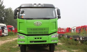 2014款350自卸车