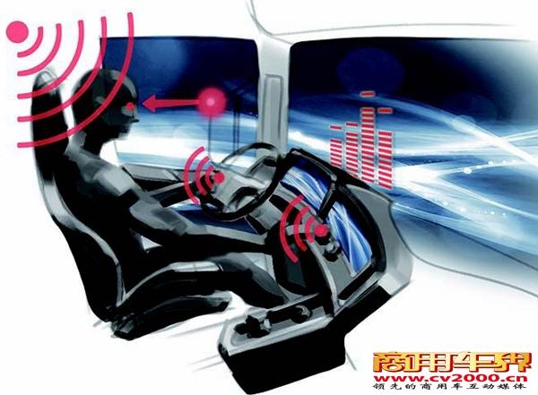 斯堪尼亚设计未来驾驶室_汽车改装 用车-商用车界