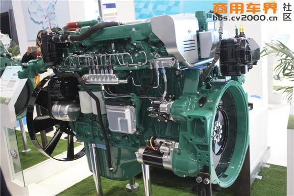 北京内燃机展看国产欧六发动机新动态