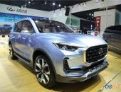"""未来已在,上汽集团首款皮卡产品T60亮相广州车展,""""国际范儿""""引无数回眸"""