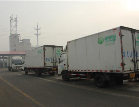 运酱菜也是门儿学问 北京三新冷藏储运有限公司的用车故事