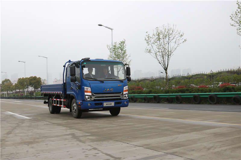 优点解读:9辆即将亮相上海车展的江淮轻型商用车