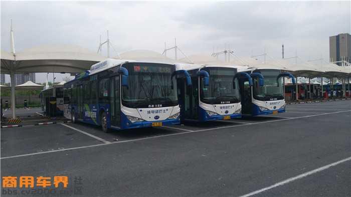 不到3年累计行驶10907万公里,比亚迪纯电动公交在杭州行不行?