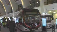 360赏车:全面欣赏宇通E18纯电动BRT