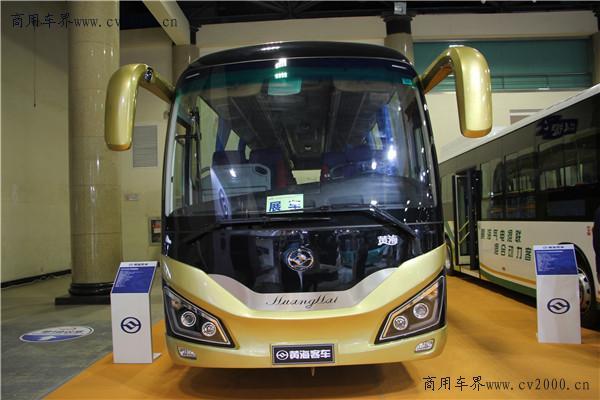 多功能客车纯电动版——黄海dd6110ev4纯电动城市客车