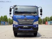 福田时代:城市建设的新生代力量 瑞沃ES5超级自卸卡车!