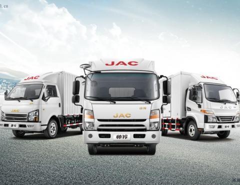 卡车|江淮:1月轻卡销量22837辆 同比增长10.56% 成为当月销冠!