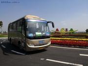 客车|海格:连续十年服务博鳌亚洲论坛