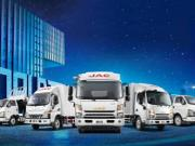 卡车|江淮:以领先科技推动中国轻卡技术升级