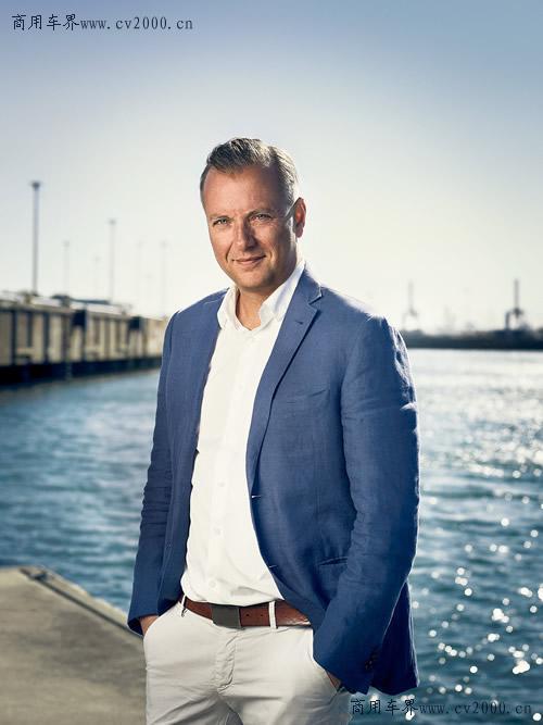 配图二:沃尔沃卡车自动解决方案副总裁 Mikael Karlsson.jpg