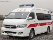 江苏省、市工信部门督导苏州金龙负压救护车生产