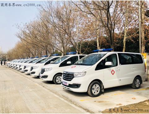 产品体验、价值营销立体布局,江淮商务车上半年细分市场初见成效