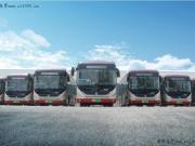 """氢动""""禅城"""",中通燃料电池客车将服务佛山"""